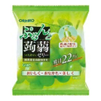 Orihiro 蒟蒻青提子味 20G X 6個獨立包裝
