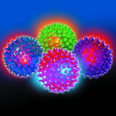 Funtastic Ball Zone 發光刺球 隨機發貨