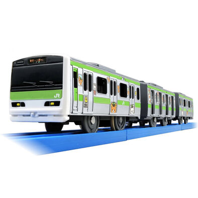 Plarail 新幹線train S-05 E231 Yamanote Line
