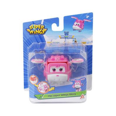 Super Wings超級飛俠 迷你方形可變形超級飛俠-Dizzy
