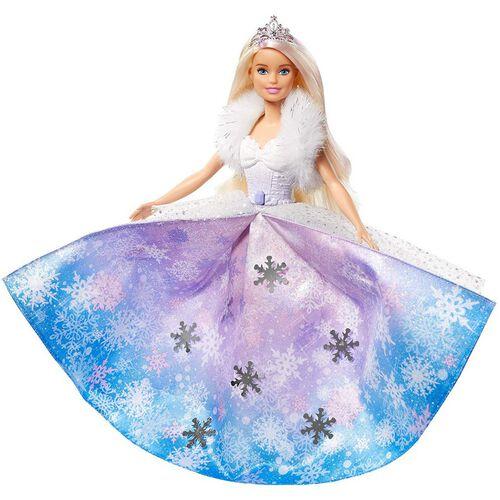 Barbie芭比 冬季公主
