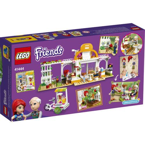 LEGO樂高好朋友系列 心湖城有機咖啡廳 - 41444