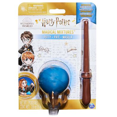 Harry Potter Wizarding World Interactive Wand & Putty‧Magnetic Putty
