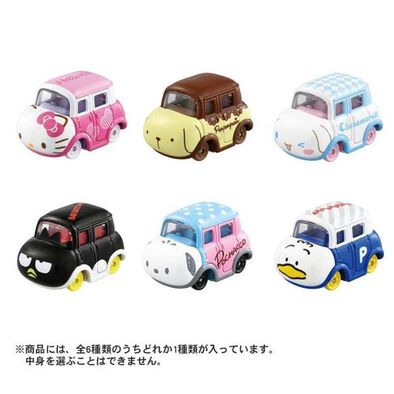 Tomica Dream Tomica Sanrio Collection 2