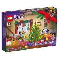 LEGO樂高好朋友系列 聖誕倒數日曆 41690