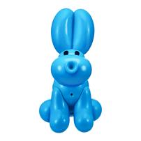Squeakee 迷你機械氣球小狗-藍色