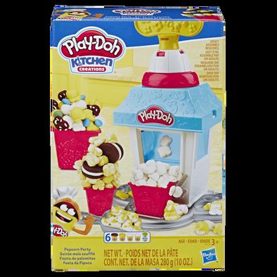 Play-Doh培樂多爆米花派對
