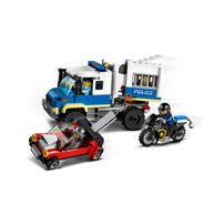 LEGO樂高城市系列 警察運囚車 - 60276