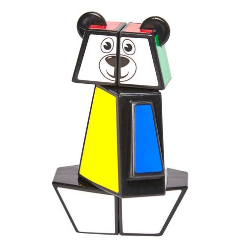 Rubik's扭計骰熊仔