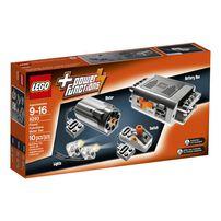 LEGO樂高機械組系列動力馬達套裝 8293