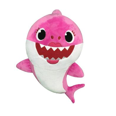 Pinkfong Mother Baby Shark Family Sound Doll