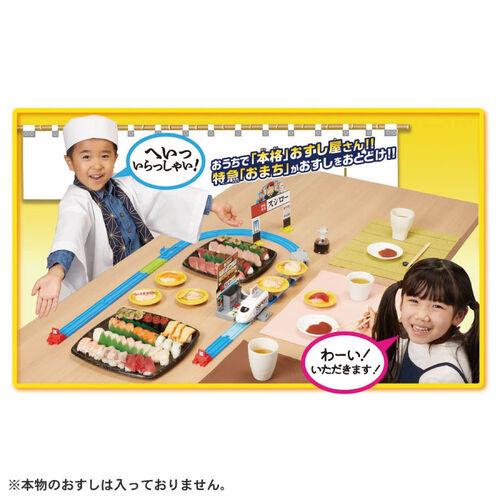 Takara Tomy Plarail新幹線 壽司郎迴轉壽司列車
