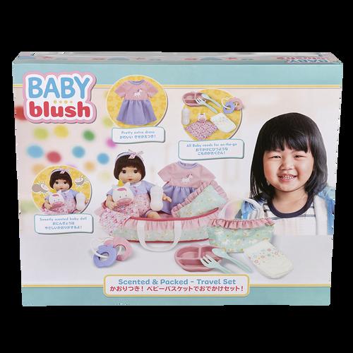 Baby Blush 親親寶貝  香味隨行 - 旅行套裝