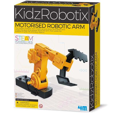 4M Kidzrobotix Motorised Robotic Arm