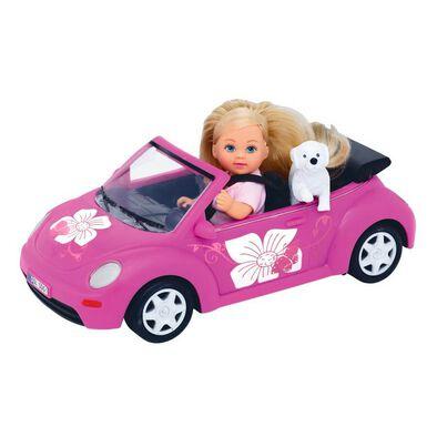 Steffi Love & Evi Love  的私家車