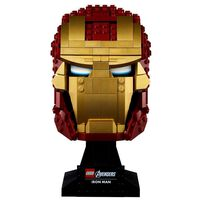 LEGO Marvel Iron Man Helmet 76165