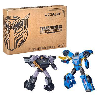 Transformers變形金剛Generations 系列 斯比頓之戰豪華級犯罪套裝
