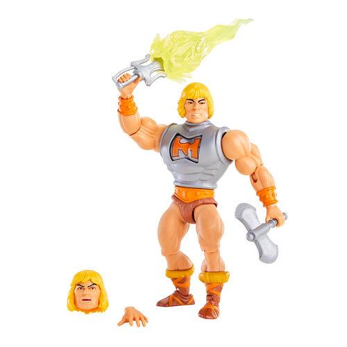 Masters of the Universe決勝時空戰區 He-Man 角色模型