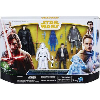 Star Wars星球大戰公仔模型