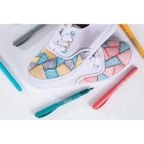 Crayola繪兒樂12色油性水彩筆