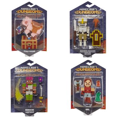 Minecraft創世神 地下城角色模型單件裝 - 隨機發貨