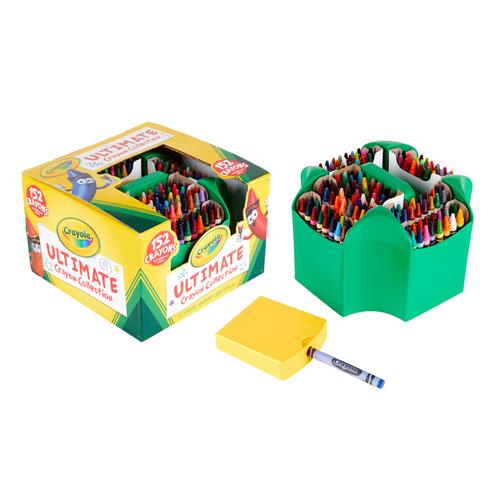 Crayola繪兒樂 終極蠟筆套裝