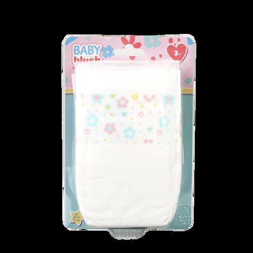 Baby Blush 親親寶貝  嬰兒玩偶尿片 - 6件裝
