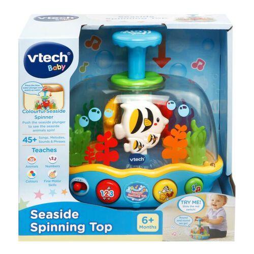 Vtech偉易達 Baby海洋系列旋轉玩具