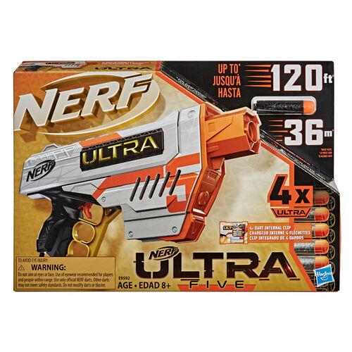 NERF熱火極限系列 5 發射器