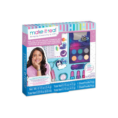 Make It Real Girl-On-The Go Makeup Set