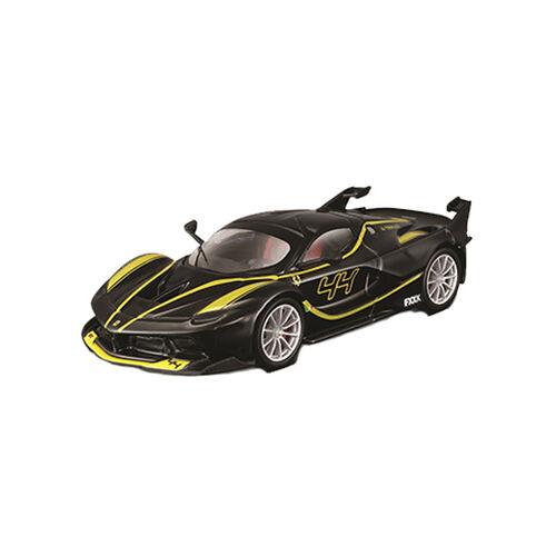Bburago比美高 1:43 精裝版法拉利合金車 FXX K - 隨機發貨