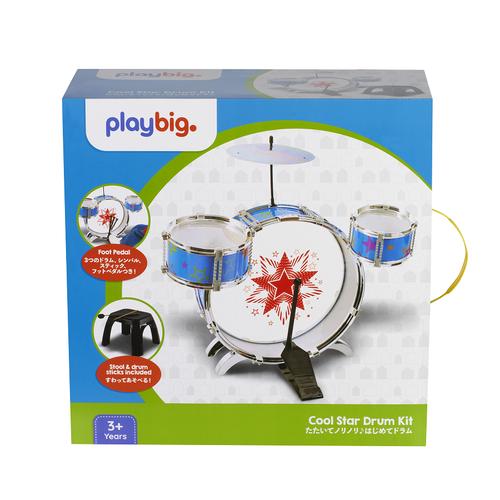 Play Big 14寸半套裝鼓有椅
