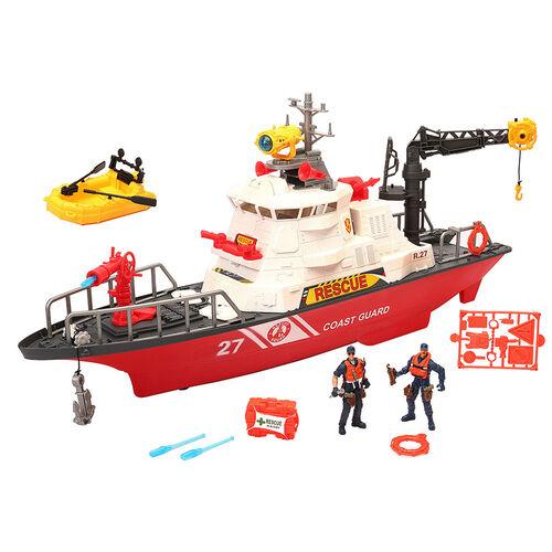 Rescue Force 消防船套裝