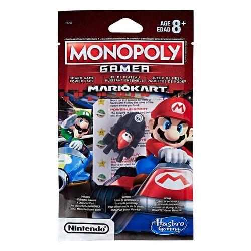Monopoly大富翁 瑪利歐賽車 角色補充包 隨機發貨