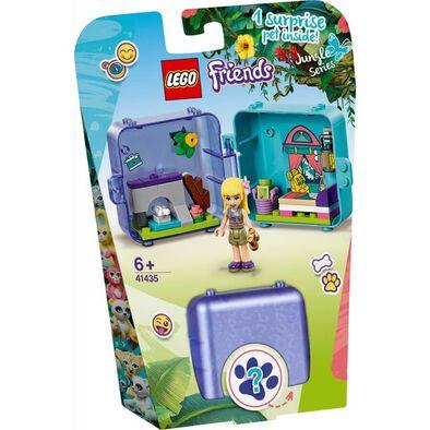 LEGO Friends Stephanie 森林遊戲寶盒 41435