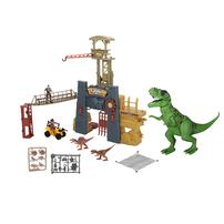 Wild Quest Dino 恐龍塔堡壘套裝