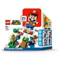 LEGO樂高超級馬利奧系列mario入門競賽跑道 71360