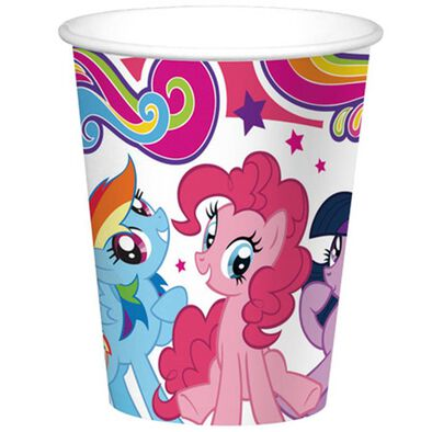 My Little Pony小馬寶莉 纸杯