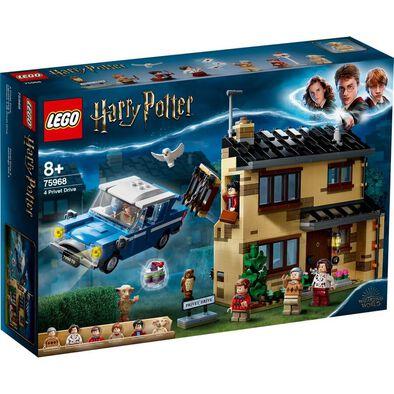 LEGO 4 Privet Drive 75968