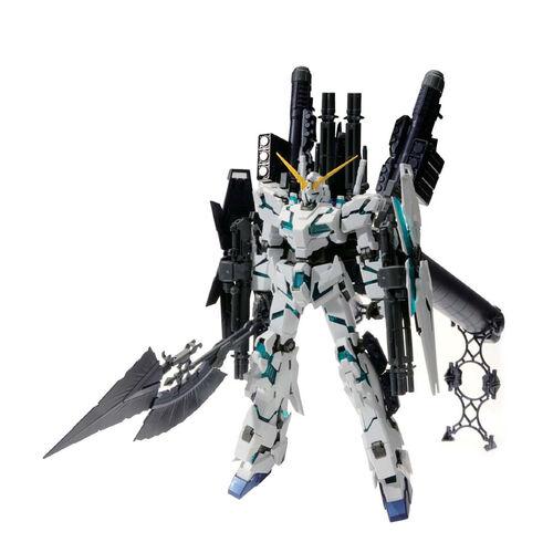 Bandai萬代 Mg 1/100 全武裝獨角獸高達 Ver.Ka