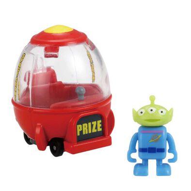 Dream Tomica多美 Ride-On Ts-04 外星人與太空起重機