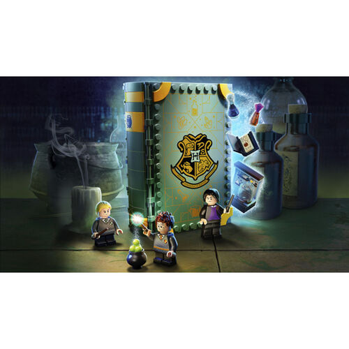 LEGO樂高哈利波特系列 霍格華玆 課本:魔藥學 - 76383
