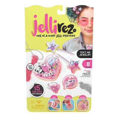 Jelli Rez自我風格套裝-訊息系列
