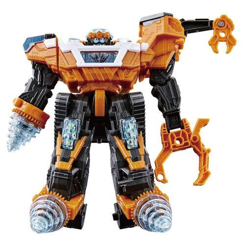 魔進戰隊 合體機器人03 魔進變形 DX鑽頭神兵