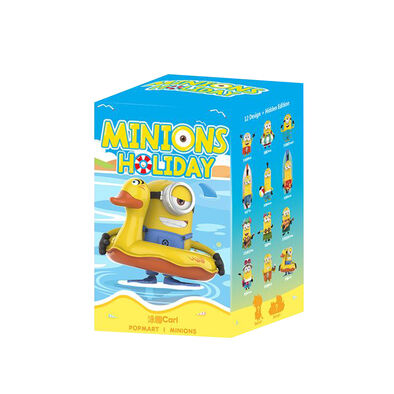 Pop Mart Minions Holiday - Assorted