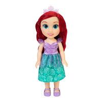 Disney Princess迪士尼公主 美人魚玩偶及茶具套裝
