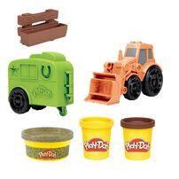 Play-Doh培樂多 工程車系列 拖拉機