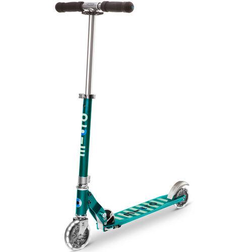 Micro Mobility Spirit 【閃轆版】兩輪滑板車 油綠色