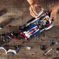 LEGO樂高機械組系列 LEGO Technic App-Controlled Top Gear Rally Car 42109
