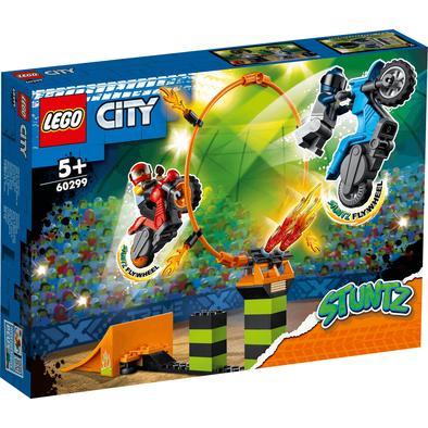 LEGO樂高城市系列 特技比賽 60299